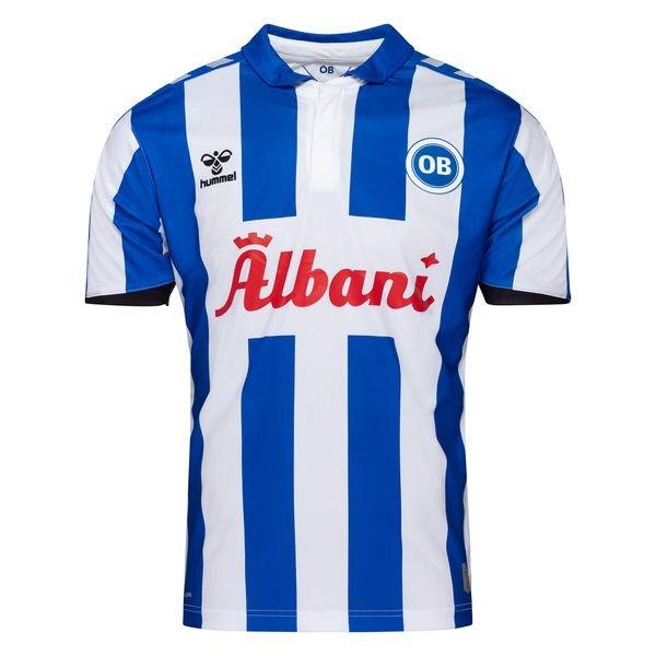 Camisas do Odense BK 2020-2021 Hummel