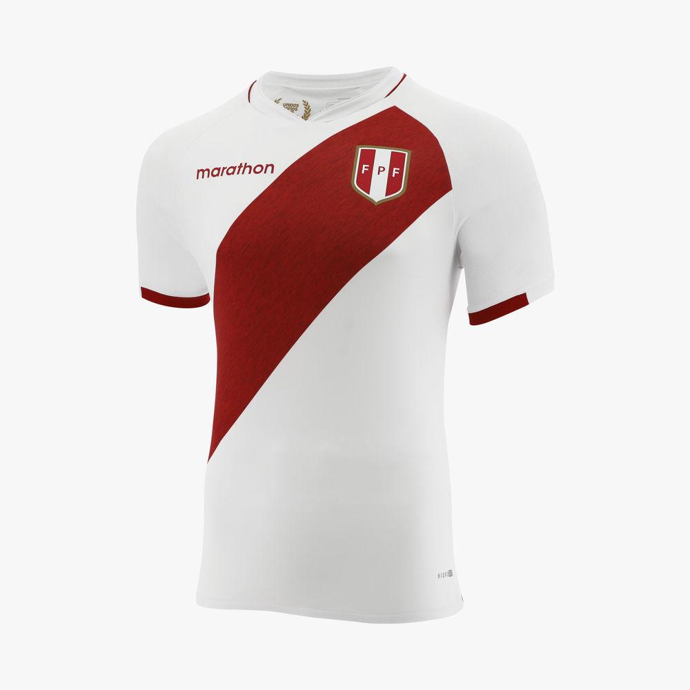 Camisas do Peru 2020-2021 Marathon Titular