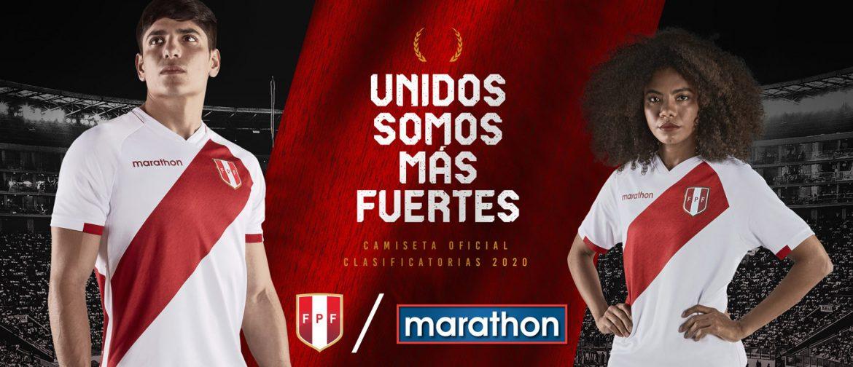 Camisas do Peru 2020-2021 Marathon a