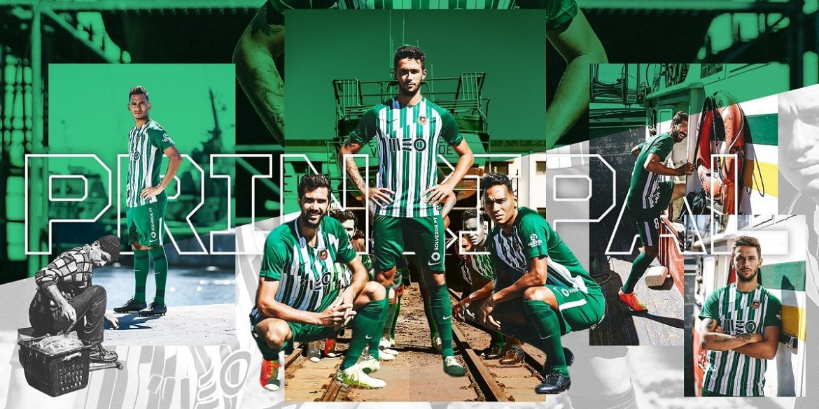 Camisas do Rio Ave FC 2020-2021 Nike