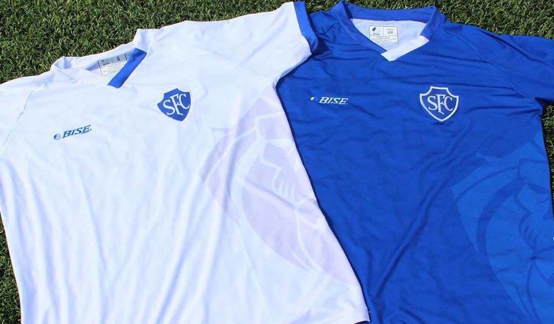 Camisas do Serrano FC 2020-2021 Bise a