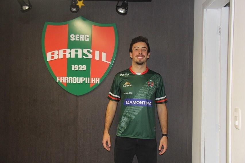 Camisas edição especial da SERC Brasil 2020 Clas Sports