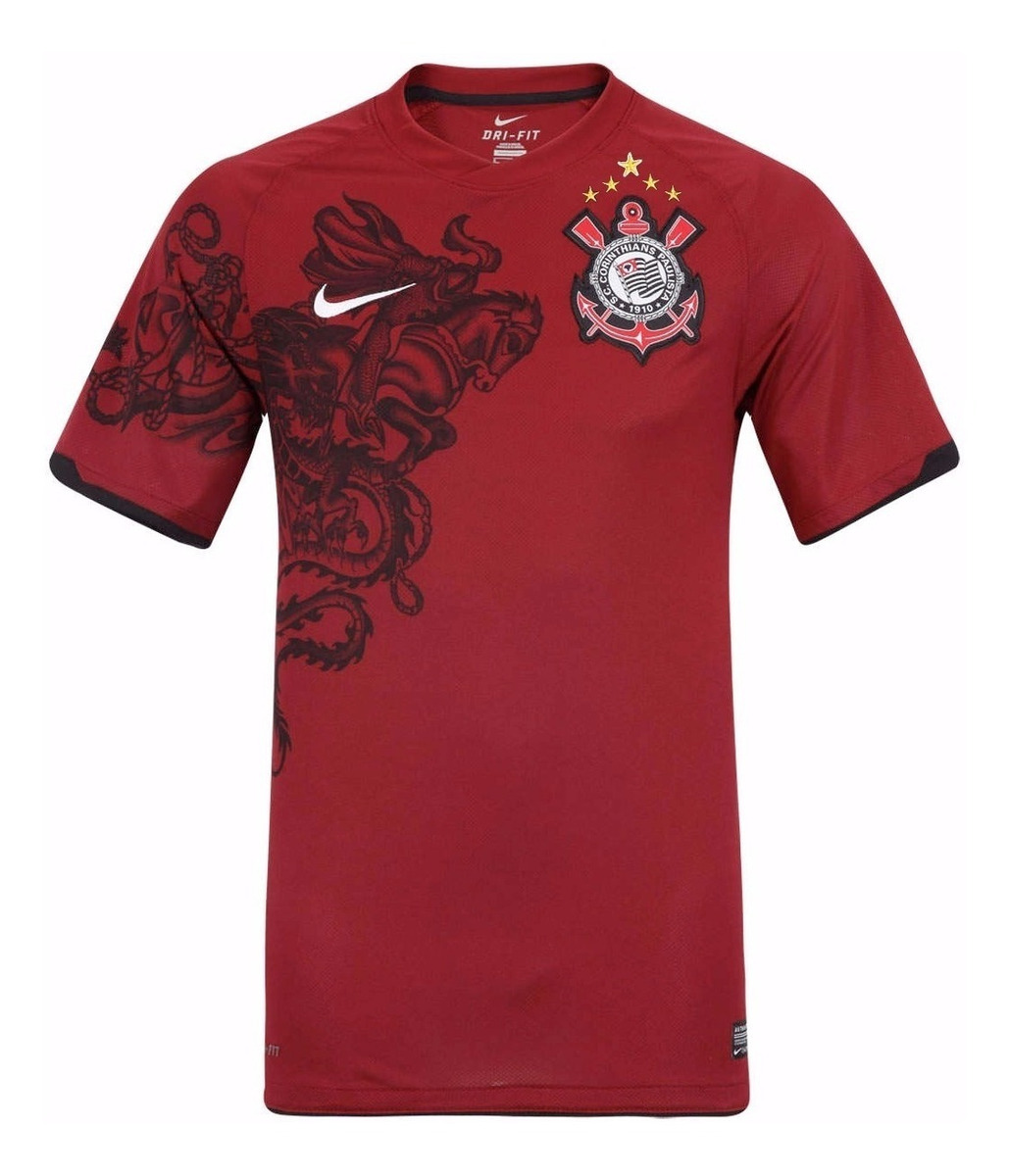 Corinthians camisa grená 2011 Nike