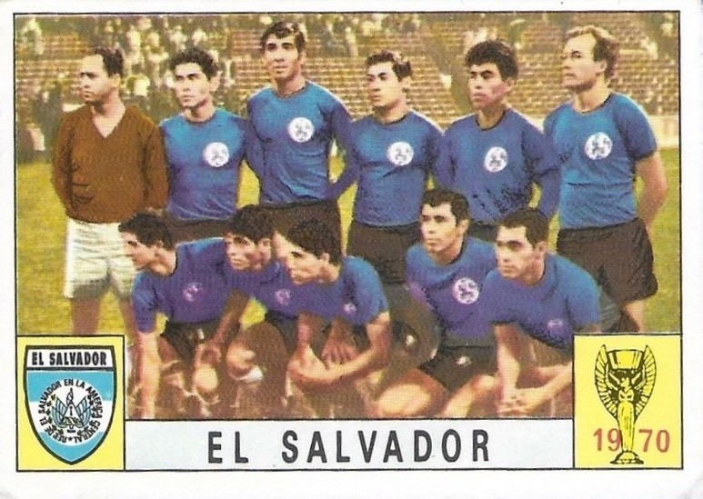 El Salvador 1970
