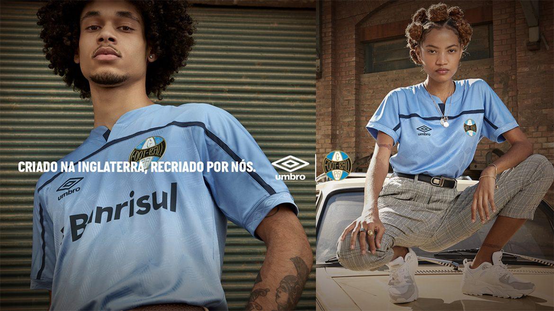 Terceira camisa do Grêmio 2020-2021 Umbro