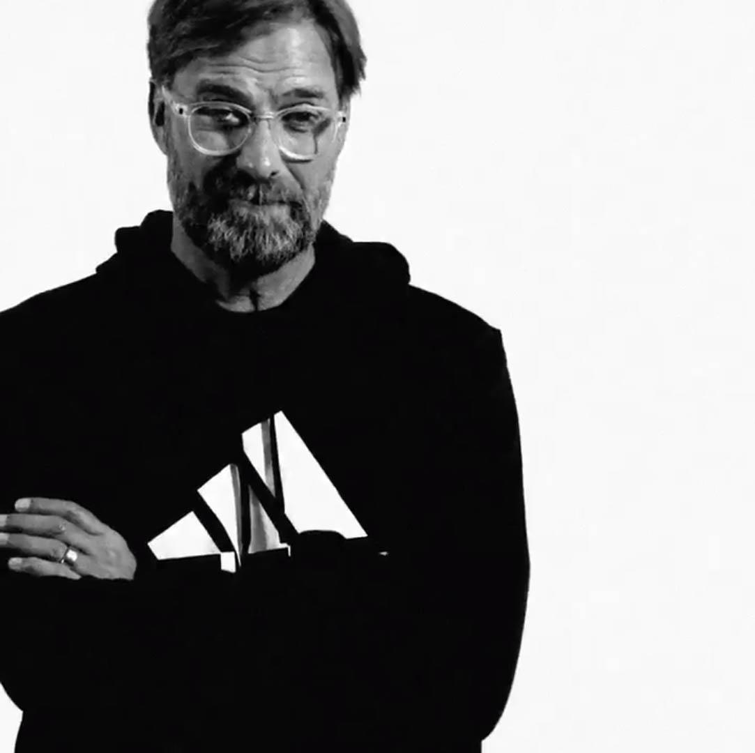 Jurgen Klopp Adidas