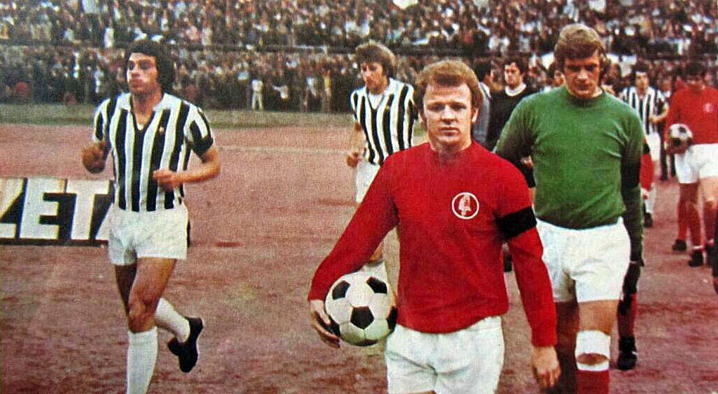 Leeds United 1971
