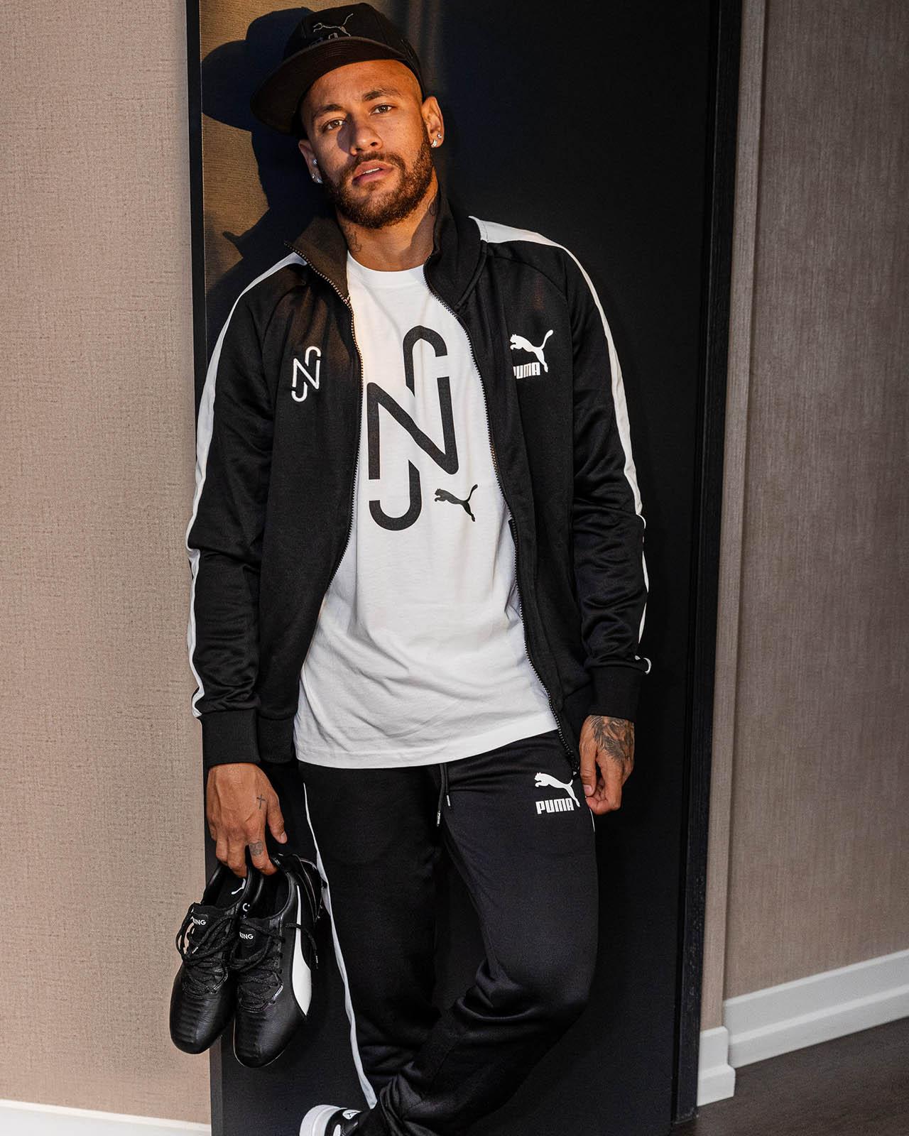 The KING is Back: Neymar Jr assina com a PUMA