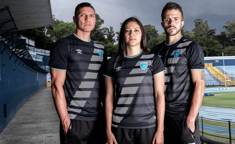 Terceira camisa da Seleção da Guatemala 2020-2021 Umbro a