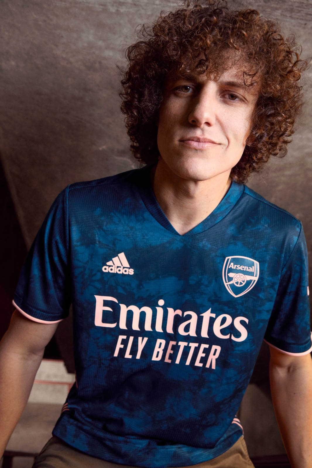 Terceira camisa do Arsenal 2020-2021 Adidas