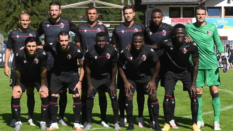 Terceira camisa do Bologna FC 2020-2021 Macron » Mantos do ...
