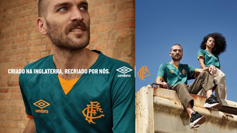 Terceira camisa do Fluminense 2020-2021 Umbro
