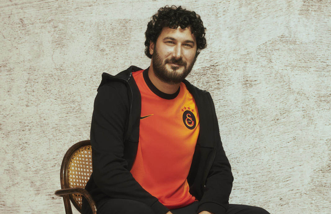 Terceira camisa do Galatasaray 2020-2021 Nike a