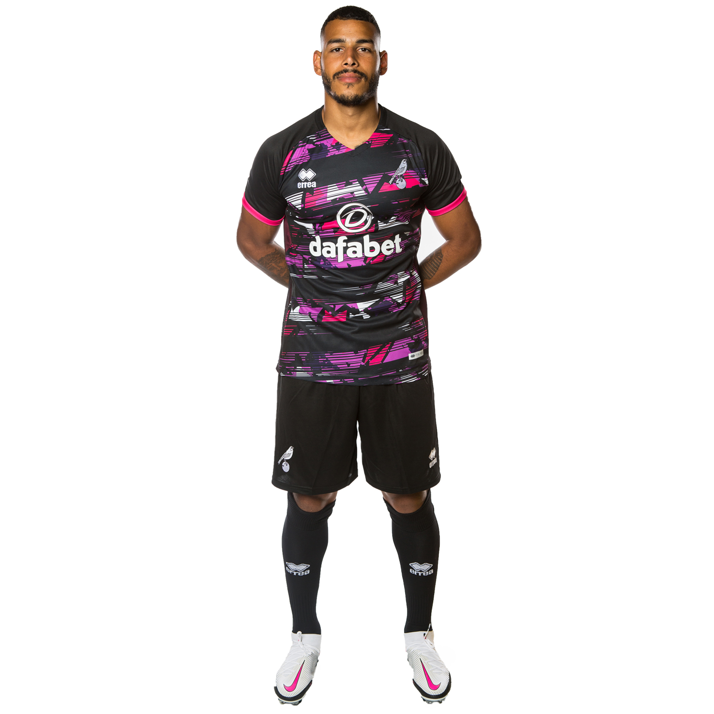 Terceira camisa do Norwich City 2020-2021 Erreà kit
