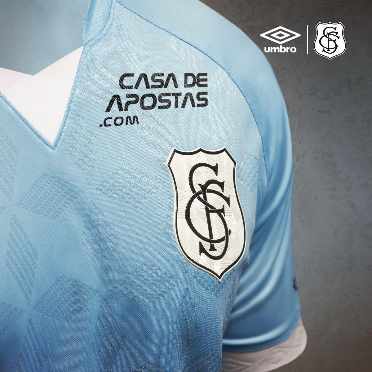 Terceira camisa do Santos FC 2020-2021 Umbro