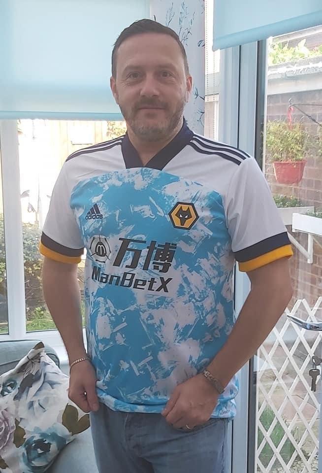 Wolverhampton Torcedor Camisa