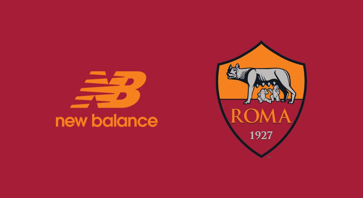 AS Roma New Balance a