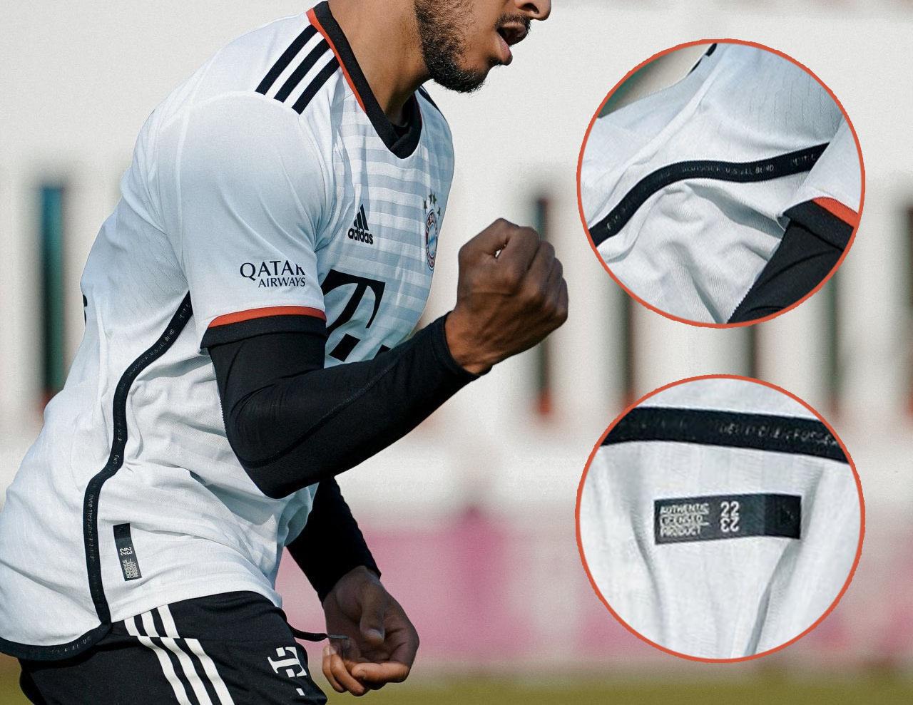 Adidas testa protótipo para 2022-2023 no Bayern de Munique