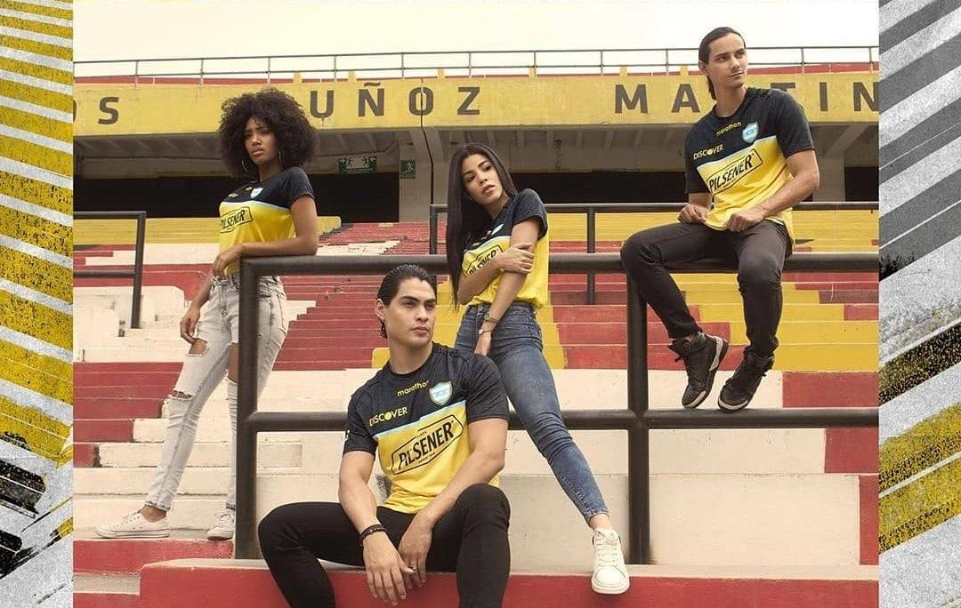 Barcelona lança camisa pelos 200 anos da independência de Guayaquil