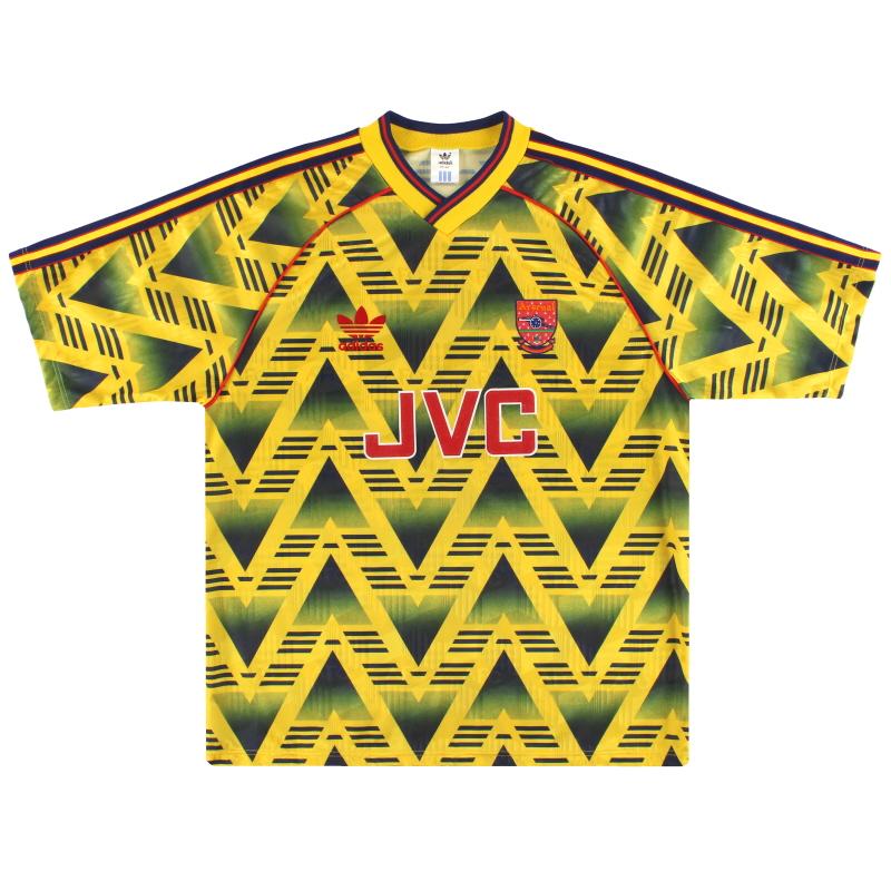 Camisa Bruised Banana Arsenal 1991-1993 Adidas