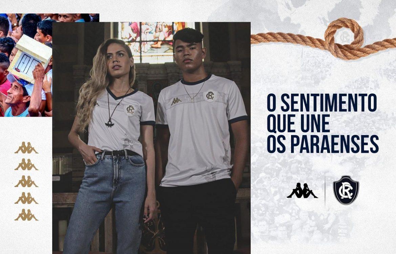 Camisa Círio de Nazaré 2020 do Remo Kappa