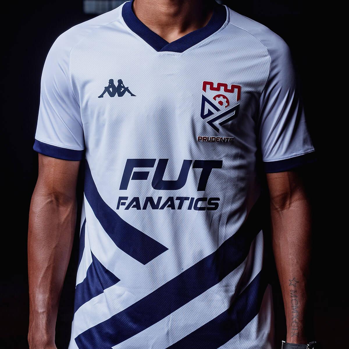 Camisas do Grêmio Prudente 2020 Kappa