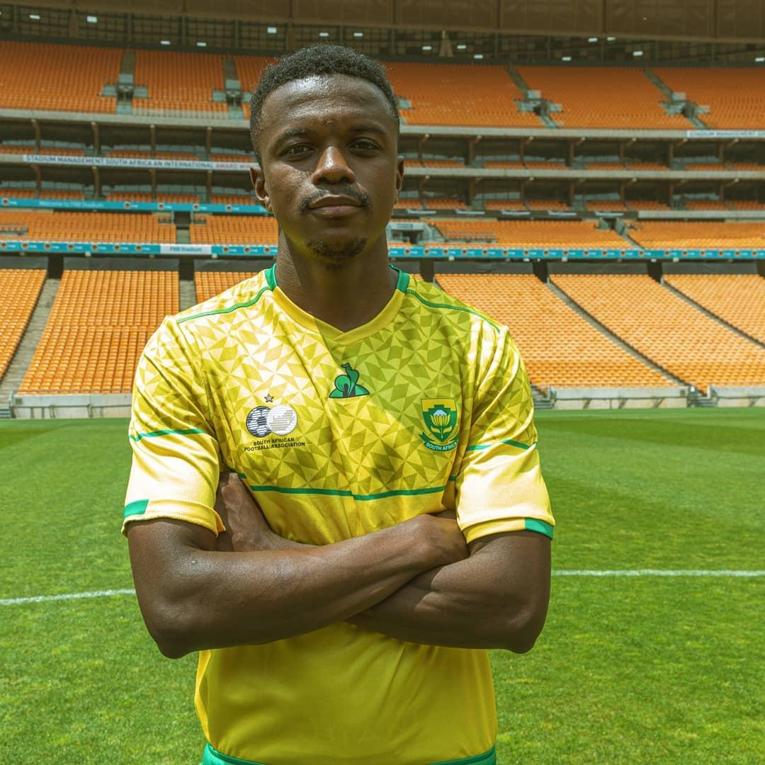 Camisas da África do Sul 2020-2021 Le Coq Sportif