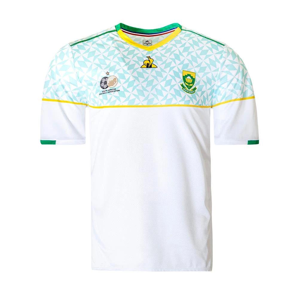Camisas da África do Sul 2020-2021 Le Coq Sportif Third
