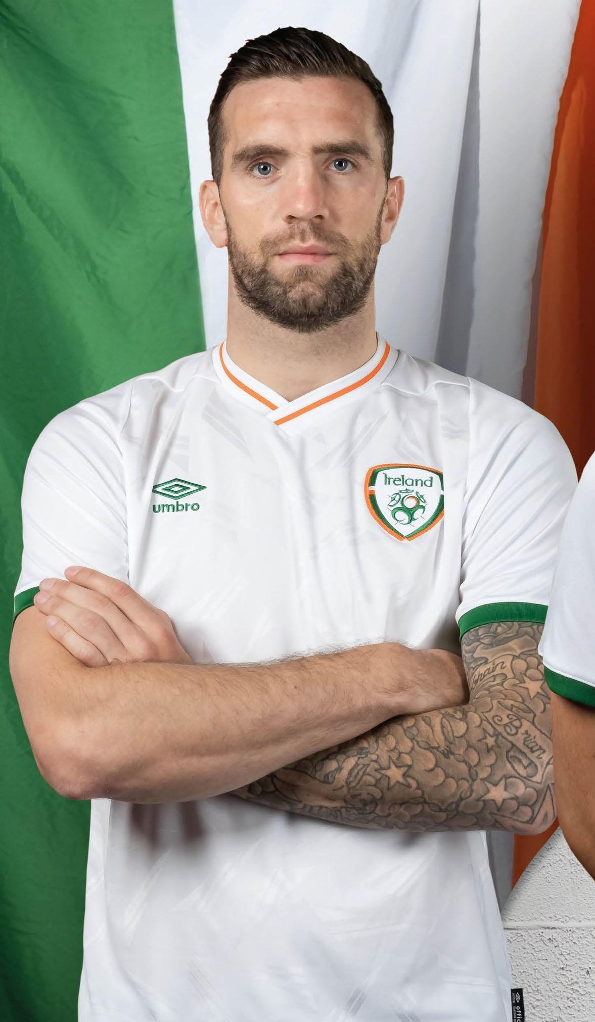 Camisas da Seleção da Irlanda 2020-2021 Umbro Away Homem