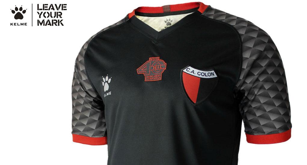 Camisas do CA Colón 2020-2021 Kelme