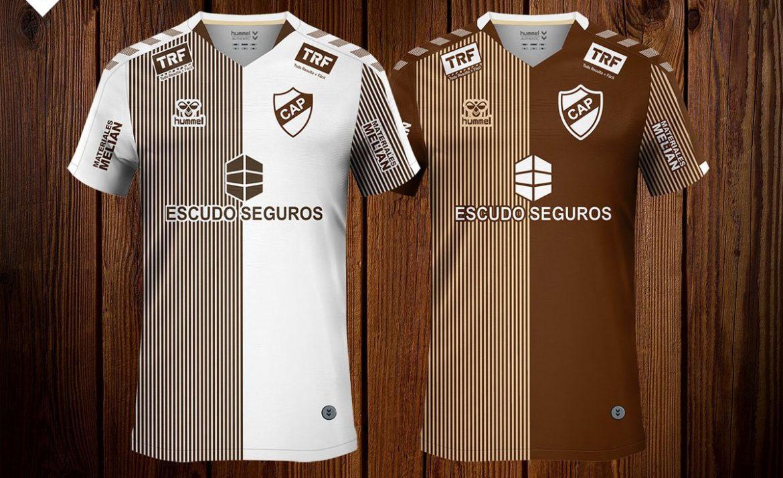 Camisas do CA Platense 2020-2021 Hummel