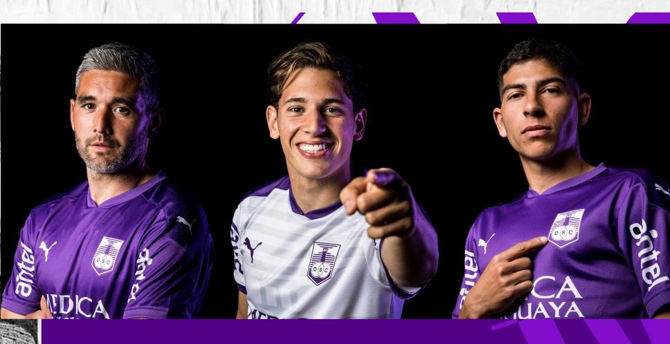 Camisas do Defensor Sporting 2020-2021 PUMA