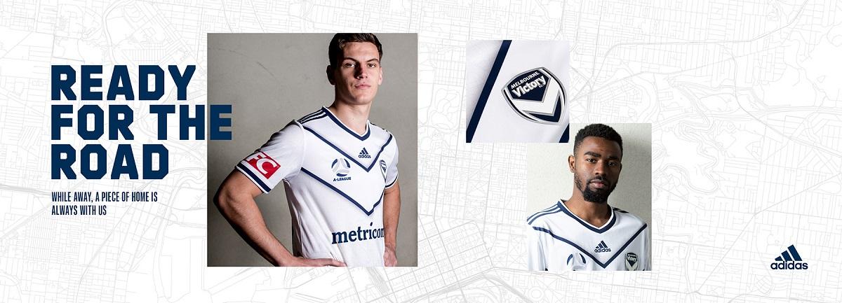 Camisas do Melbourne Victory 2020-2021 Adidas