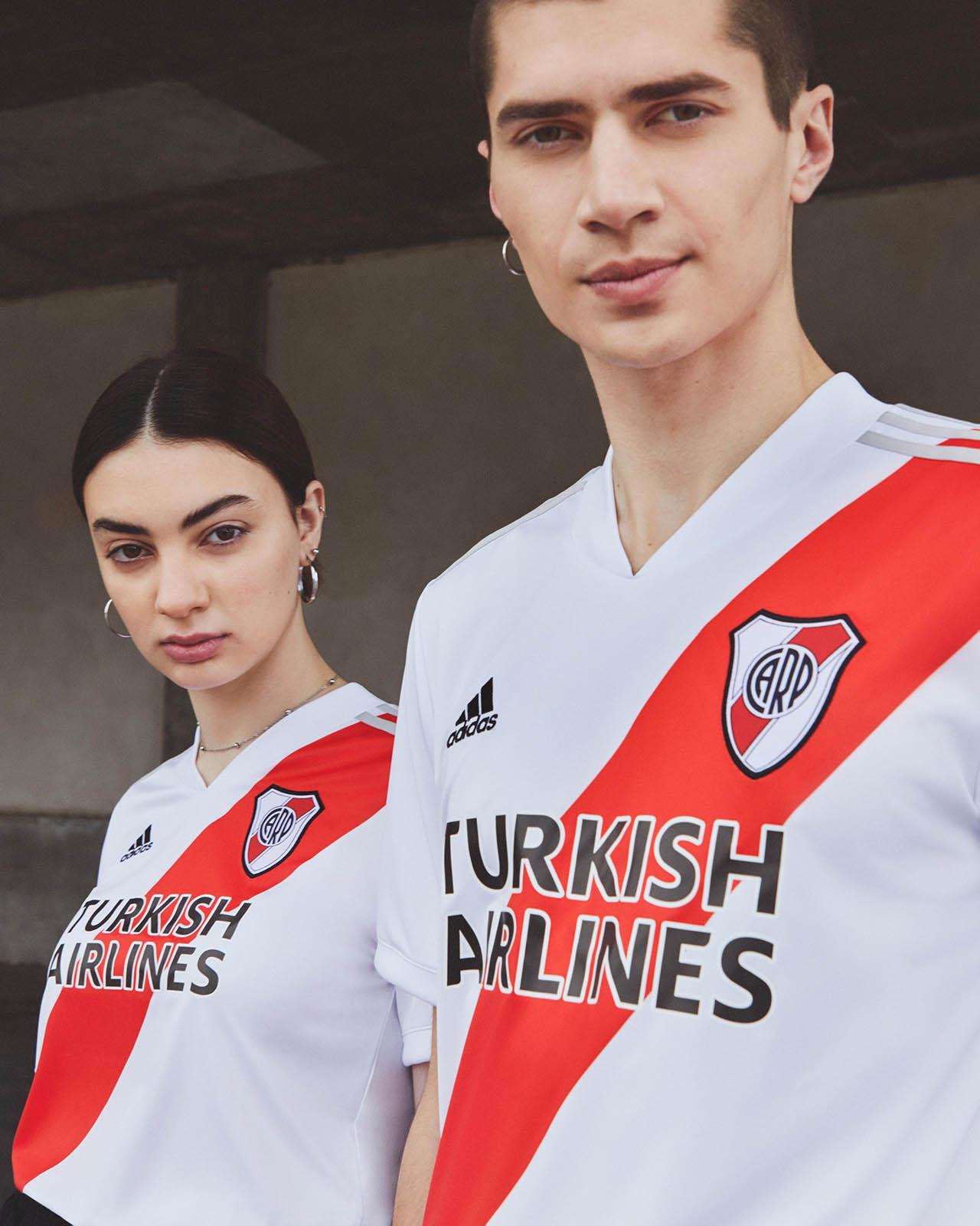 Camisas do River Plate 2020-2021 Adidas