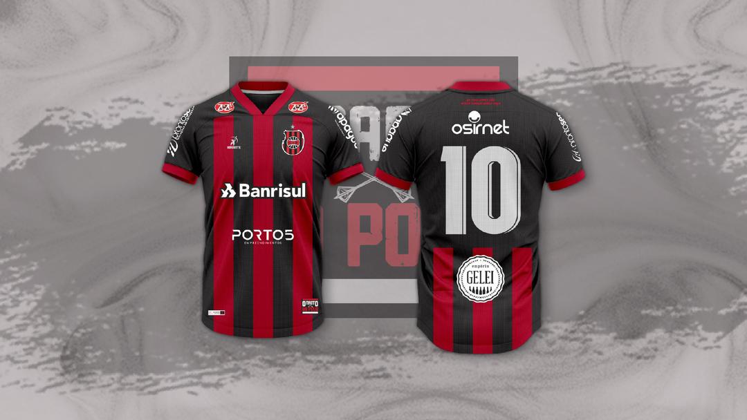 Manto do Povo Camisa especial do GE Brasil 2020 Xavante a