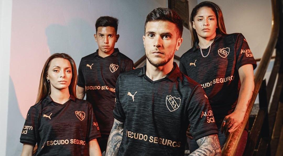 Paladar Negro Camisa especial do Independiente 2020 PUMA