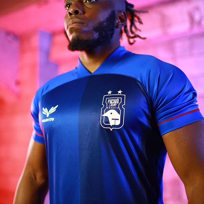 Quarta camisa do Paraná Clube 2020-2021 Valente