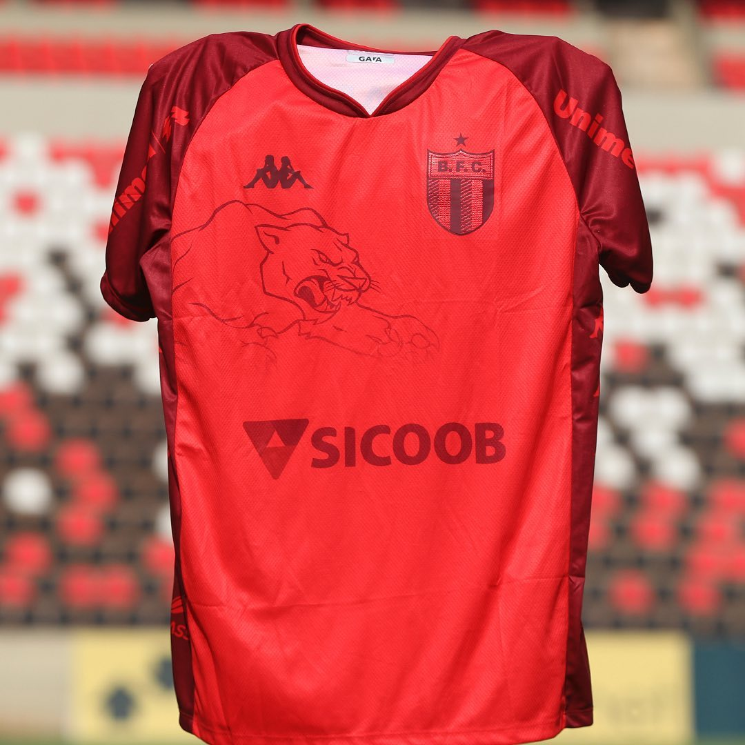 Terceira camisa do Botafogo-SP 2020-2021 Kappa