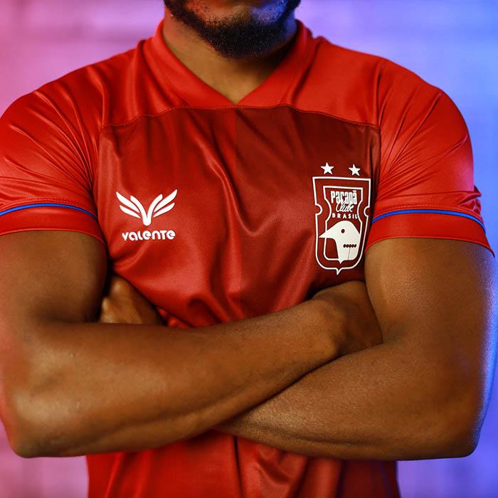 Terceira camisa do Paraná Clube 2020-2021 Valente 1