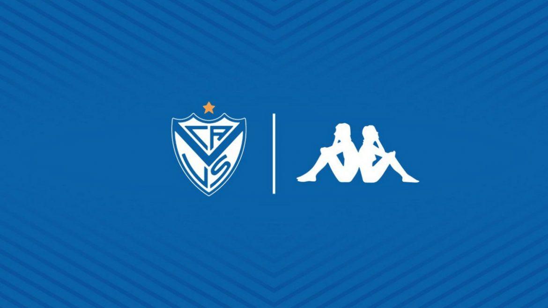 Vélez Sarsfield anuncia renovação com a Kappa