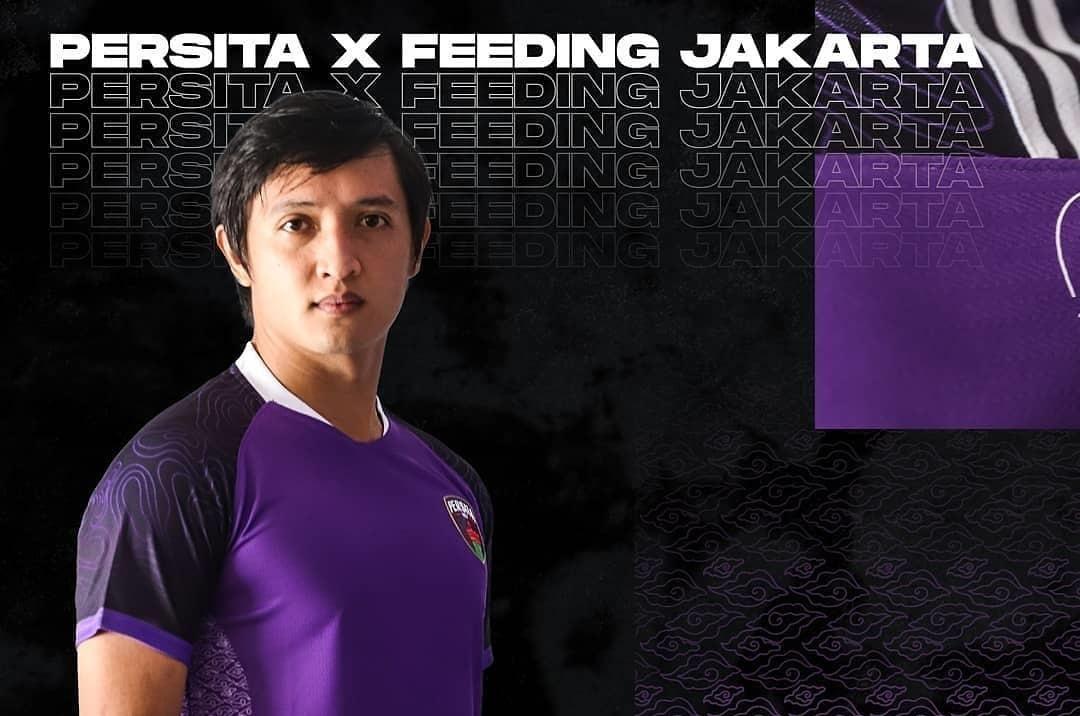 Camisa especial do Persita Tangerang 2020-2021