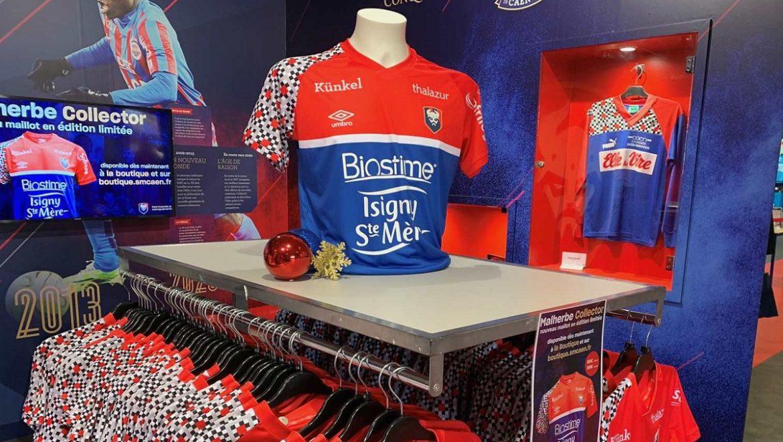Camisa especial do SM Caen 2020 Umbro