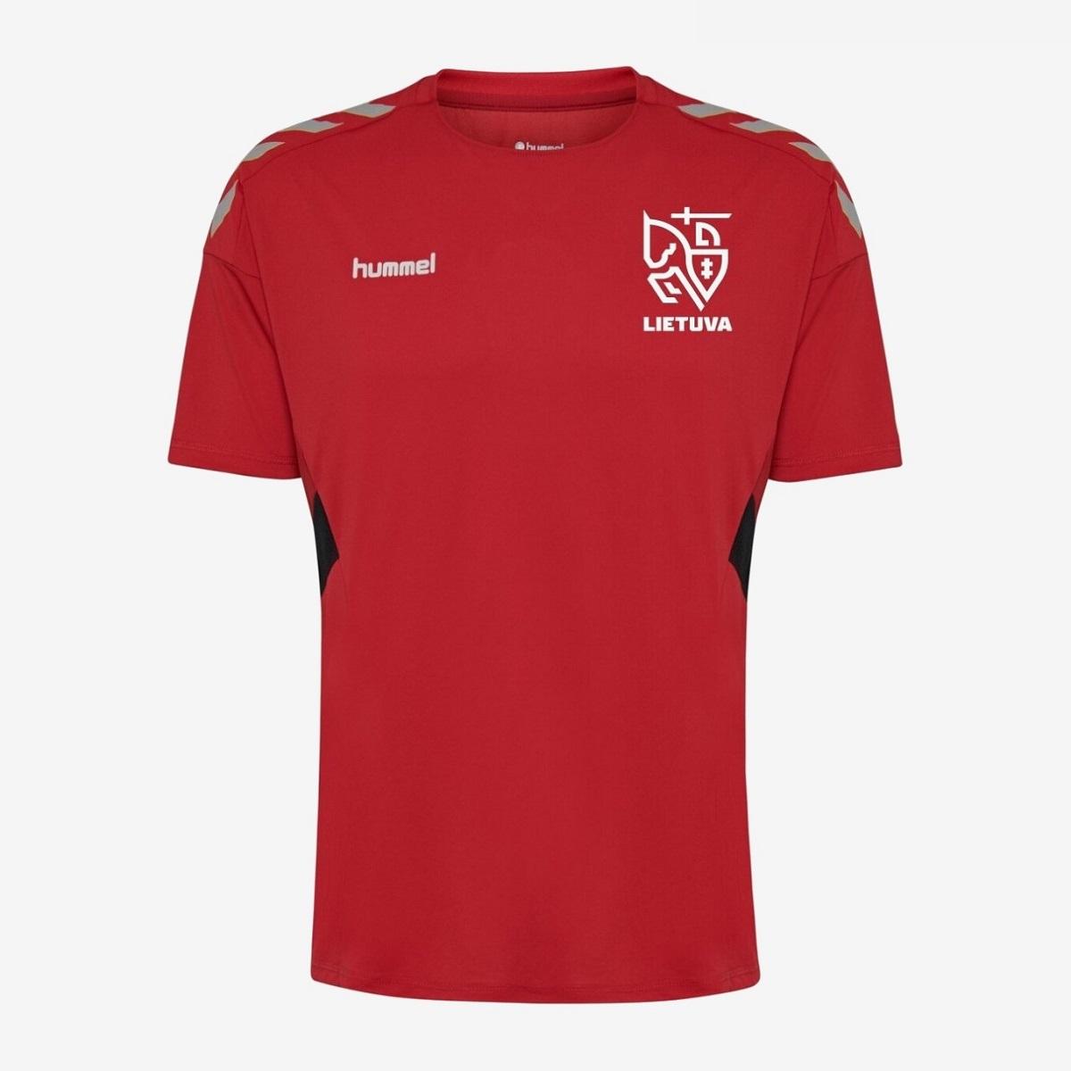 Camisas da Lituânia 2020-2021 Hummel