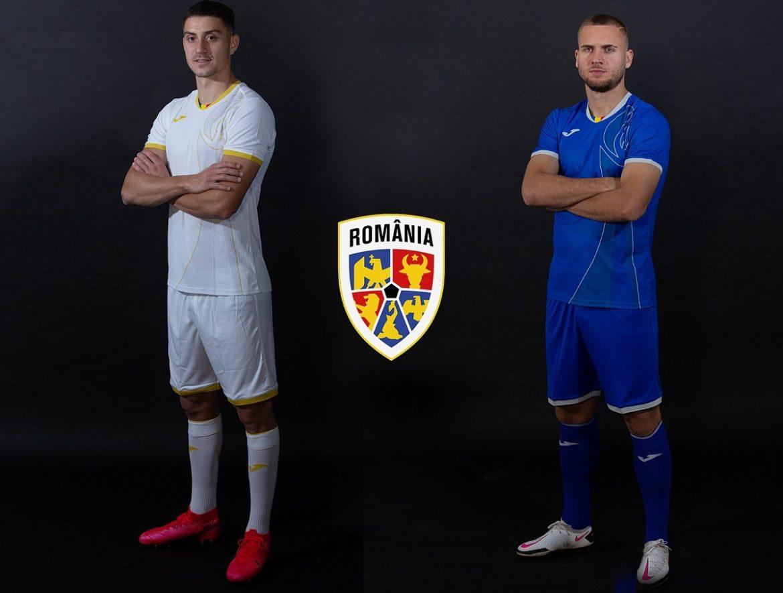 Camisas da Romênia para Tóquio 2021 JOMA