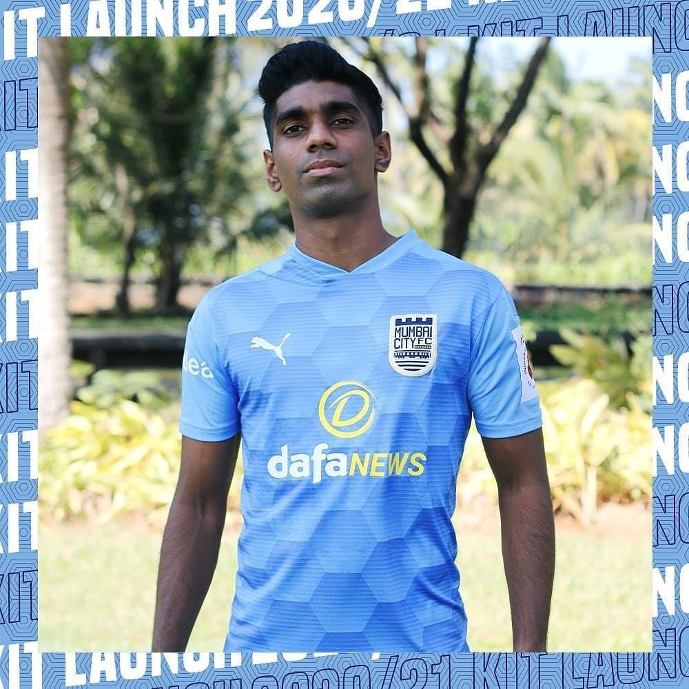 Camisas do Mumbai City 2020-2021 PUMA