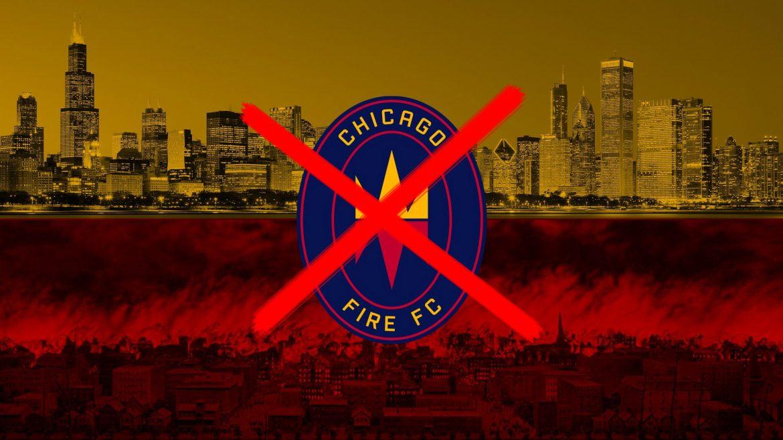 Chicago Fire deve lançar novo escudo, afirma site