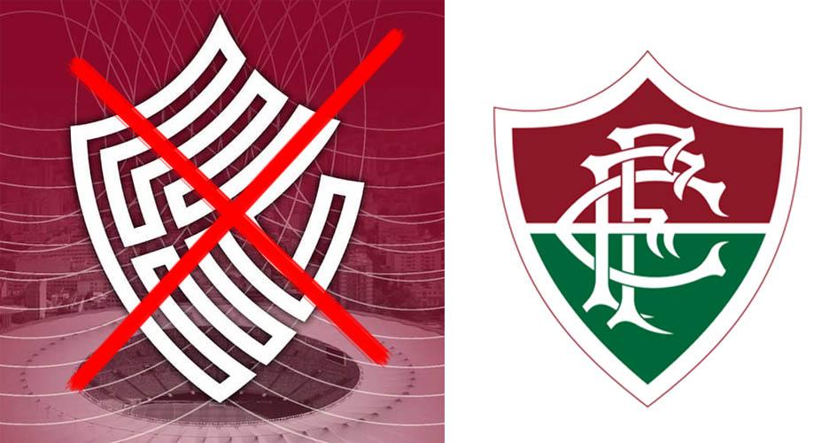 Conselheiros propõe ajustes no escudo do Fluminense