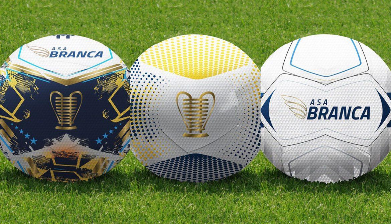 Copa do Nordeste abre votação para escolher nova bola Asa Branca