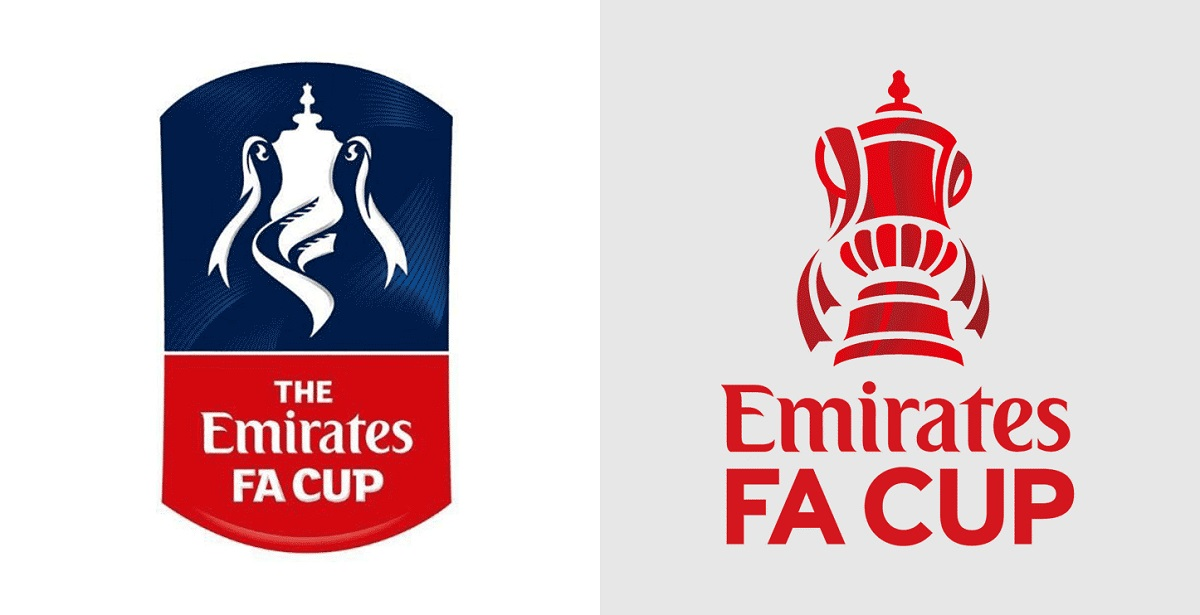 FA Cup apresenta novo logo » Mantos do Futebol