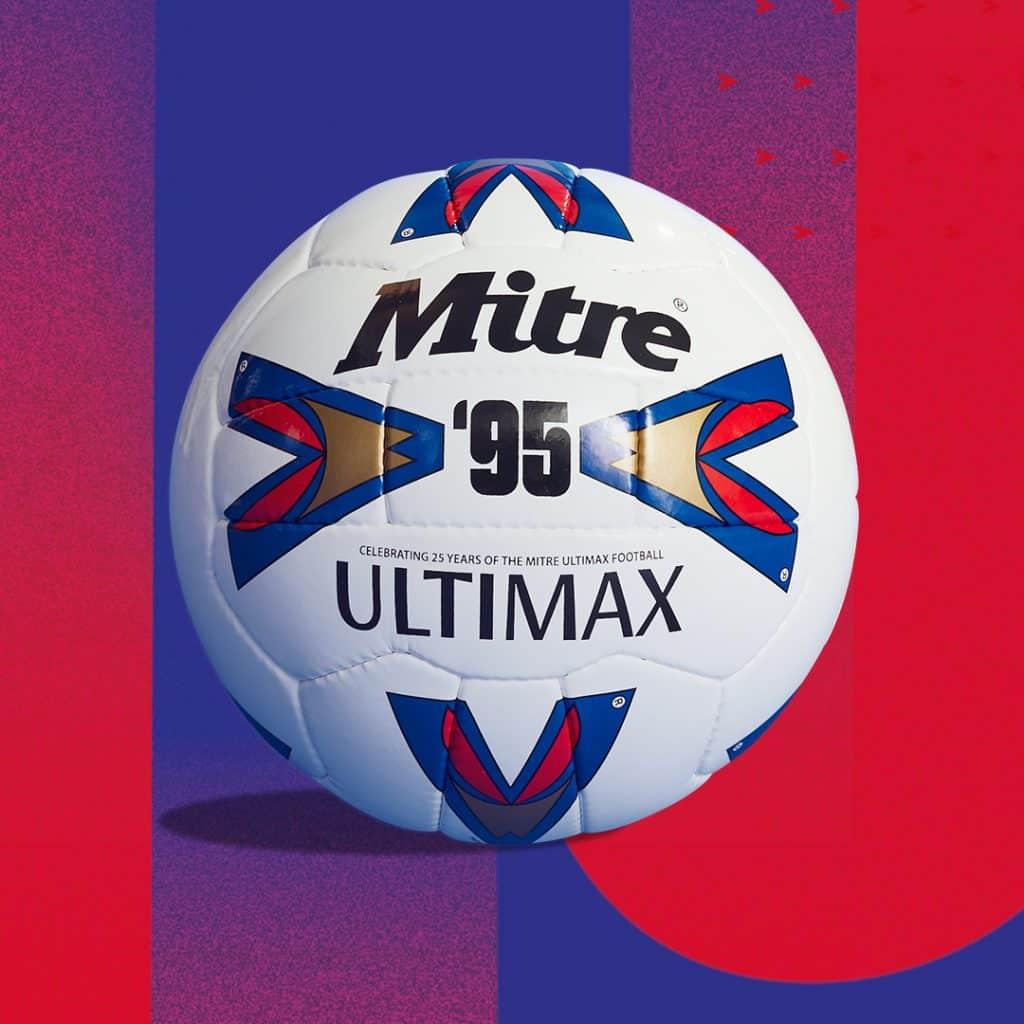 Mitre relança bola Ultimax 95 da Premier League